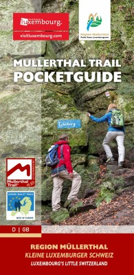 Mullerthal Trail Pocketguide