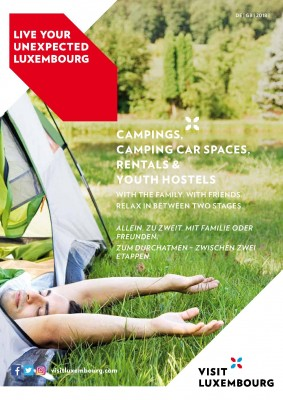 Campings, Rentals & Hostels